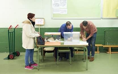 La Spagna al voto per le elezioni generali. FOTO