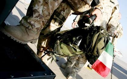 Iraq, 1.100 militari italiani impegnati nella missione contro l'Isis
