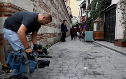 Ex 007 inglese trovato morto a Istanbul