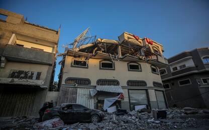 """Gaza, raid di Israele: """"Ucciso capo militare della jihad islamica"""""""