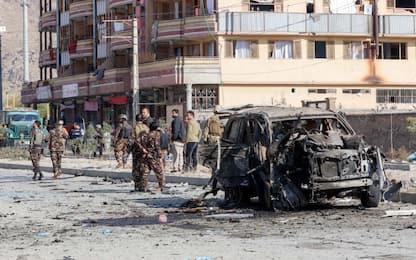 Afghanistan, attentato a Kabul: 5 morti e 11 feriti