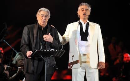 Molestie, Andrea Bocelli difende Placido Domingo