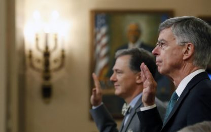 "Ambasciatore Usa a Kiev: esisteva canale ""irregolare"" con Ucraina"