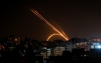 Gaza-Israele: accordo per la tregua, 34 le vittime palestinesi