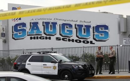Usa, morto il 16enne che ha sparato nel liceo di Santa Clarita