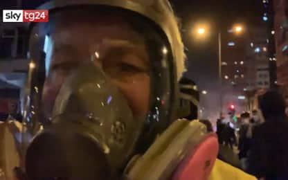 Proteste Hong Kong, il racconto degli scontri al Politecnico. VIDEO