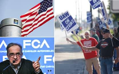 Bloomberg: Gm fa causa a Fca per presunta corruzione del sindacato Uaw