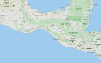 Messico, terremoto di magnitudo 6.4