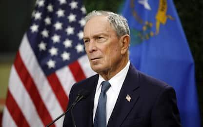 Usa 2020, chi è Michael Bloomberg