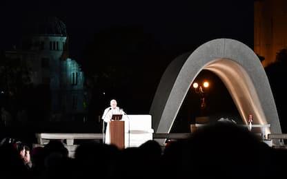 Il Papa a Hiroshima e Nagasaki