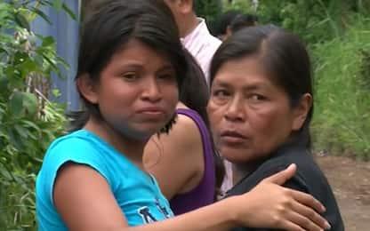 Fuga dall'Honduras, donne in cerca di salvezza