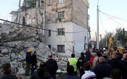 Terremoto Albania, paura per le scosse anche in Puglia e Basilicata