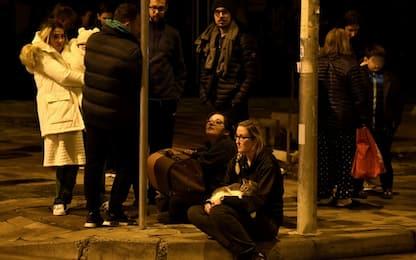 Terremoto in Albania, nuova scossa di magnitudo 5.6 vicino a Tirana