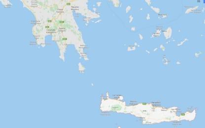 Terremoto Grecia, a Creta forte scossa di magnitudo 5.9