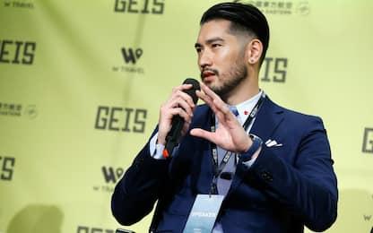 Morto durante un reality l'attore e modello Godfrey Gao