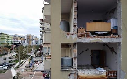 Terremoto in Albania, Durazzo tra le città più colpite. FOTO