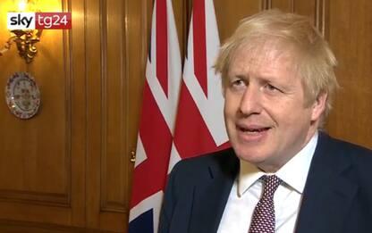 Attentato Londra, Johnson: grazie alle persone che erano lì. VIDEO