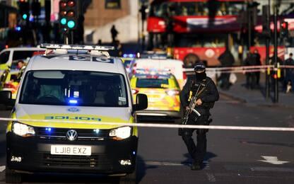 Londra, il killer è un ex detenuto legato a gruppi di matrice islamica