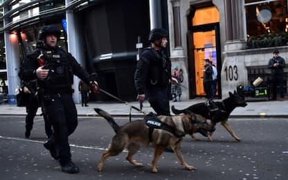 Londra, attacco a London Bridge: ucciso l'aggressore
