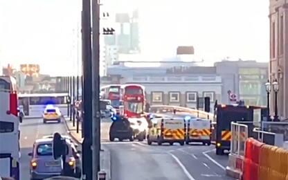 Londra, spari al London Bridge. Fermato un uomo, diversi feriti. VIDEO
