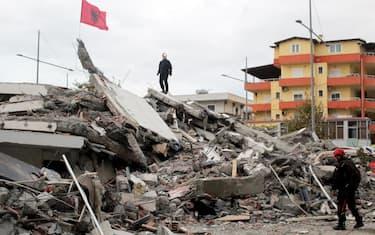 terremoto-albania-ansa