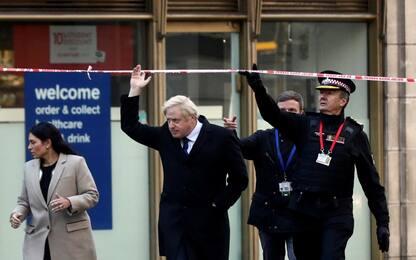 Londra, Johnson visita il luogo dell'attacco