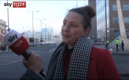 """Attentato Londra, testimone italiana: """"Mai visto nulla del genere"""""""
