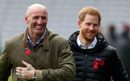 """Giornata contro Aids, Harry ed ex rugbista Thomas: """"No pregiudizi Hiv"""""""