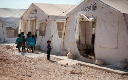 """Unicef: """"Un bambino su quattro vive in zone di guerra o disastrate"""""""