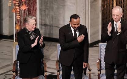 """Abiy ritira il Nobel per la Pace: """"Povertà nemico comune"""""""