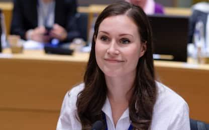 Sanna Marin, chi è la premier finlandese più giovane leader di governo