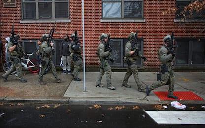 Sparatoria New Jersey, 6 morti. FOTO