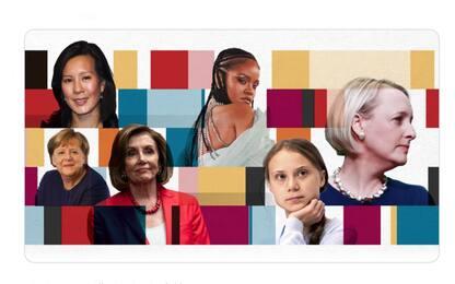 Le 100 donne più potenti al mondo secondo Forbes. FOTO