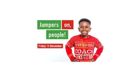 Christmas Jumper Day 2019: ecco di che si tratta. FOTO