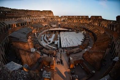Parco del Colosseo, nuove formule di accesso: biglietti dal 1 gennaio