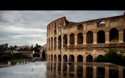 Il Colosseo è il monumento più visitato al mondo. FOTO