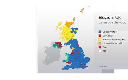 Elezioni Uk, numeri della vittoria di Johnson e cosa cambia