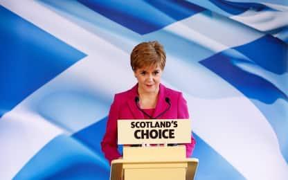 Elezioni Uk, in Scozia dominio indipendentisti. Torna nodo referendum