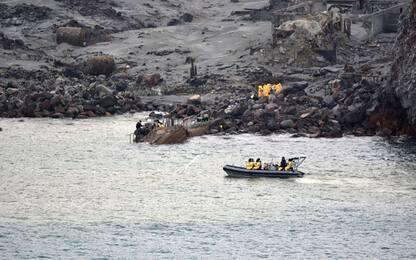 Nuova Zelanda, i sub cercano ancora due dispersi. FOTO