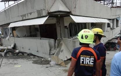 Filippine, terremoto di magnitudo 6.8 nell'isola di Mindanao: vittime