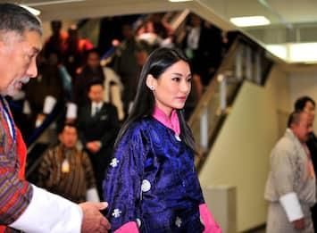 Jetsun Pema del Buthan, la regina più giovane del mondo