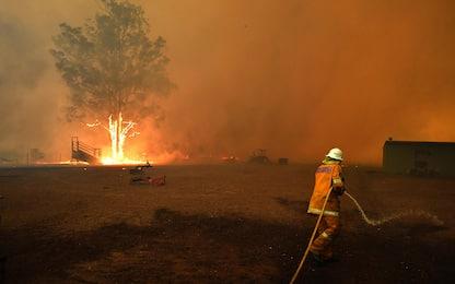 Australia, allerta incendi: oggi giorno più caldo di sempre