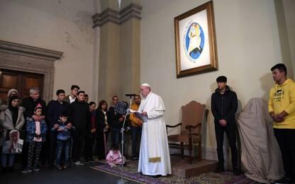 Migranti, Papa Francesco: bloccare le navi non risolve il problema