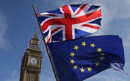 Brexit, primo ok di Westminster all'accordo di Johnson