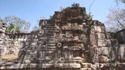 Messico, scoperte le rovine di un palazzo Maya nello Yucatan. VIDEO