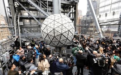 Capodanno a New York, pronta la Waterford Crystal Ball. FOTO