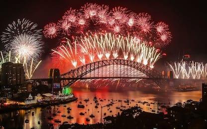 """Australia, """"no ai fuochi di Capodanno di Sydney"""" per gli incendi"""