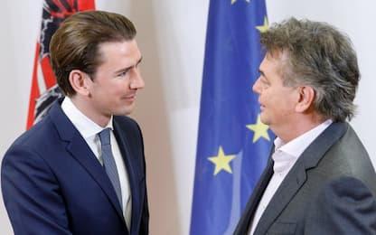 Austria, raggiunto accordo tra Popolari e Verdi per formare governo