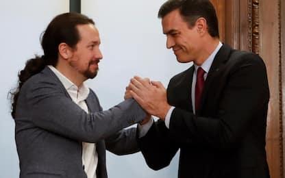 Spagna, via libera degli indipendentisti catalani al governo Sanchez