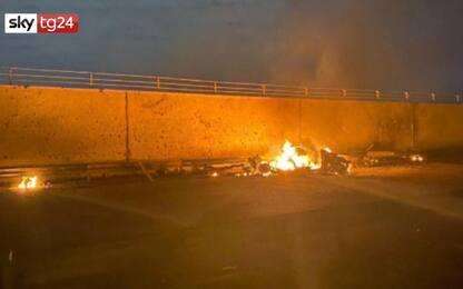 Attacco Usa all'aeroporto di Baghdad, ucciso Qassem Soleimani